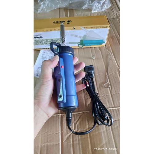 Máy hút thiếc điện xanh - 12085137 , 19723238 , 15_19723238 , 599000 , May-hut-thiec-dien-xanh-15_19723238 , sendo.vn , Máy hút thiếc điện xanh