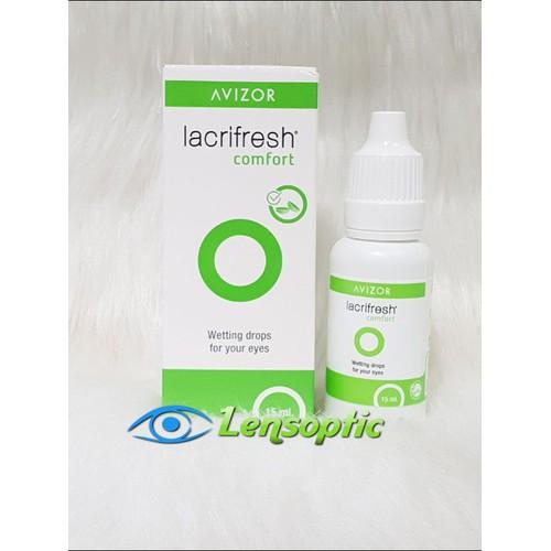 Nước nhỏ mắt Lacrifresh Comfort Avizor - 11410562 , 19723922 , 15_19723922 , 170000 , Nuoc-nho-mat-Lacrifresh-Comfort-Avizor-15_19723922 , sendo.vn , Nước nhỏ mắt Lacrifresh Comfort Avizor