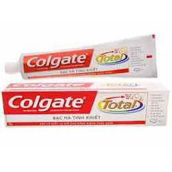 kem đánh răng colgate total 190g