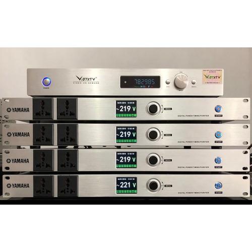 Thiết bị quản lý nguồn yamaha thông minh dùng cho hệ thống âm thanh gia đình-sân khấu chiuyên nghiệp