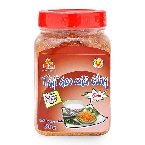 Thịt heo chà bông giòn vissan hộp 80g - 12103445 , 19750450 , 15_19750450 , 47500 , Thit-heo-cha-bong-gion-vissan-hop-80g-15_19750450 , sendo.vn , Thịt heo chà bông giòn vissan hộp 80g