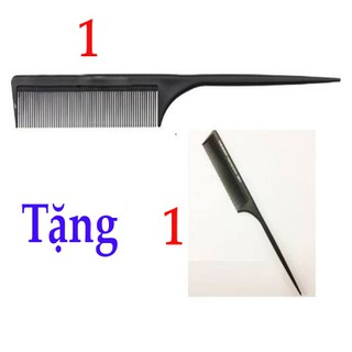 Bộ 2 Lược chia tóc đuôi nhựa - PK159 thumbnail
