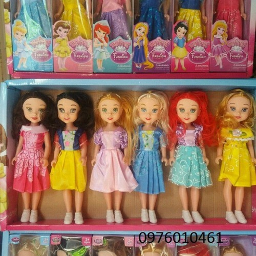 búp bê barbie có khớp giá thật rẻ có lông mi - 10640920 , 19746391 , 15_19746391 , 169000 , bup-be-barbie-co-khop-gia-that-re-co-long-mi-15_19746391 , sendo.vn , búp bê barbie có khớp giá thật rẻ có lông mi