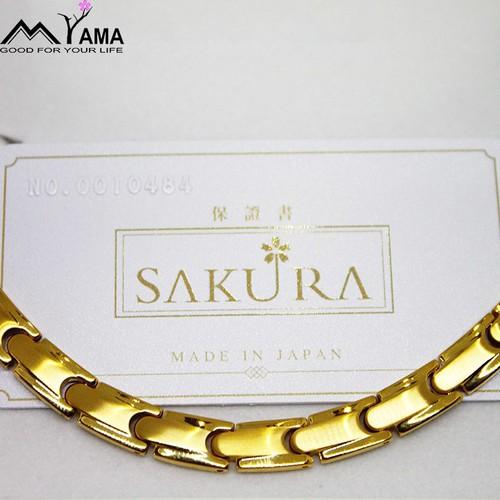 Vòng huyết áp sakura - vòng cổ nam