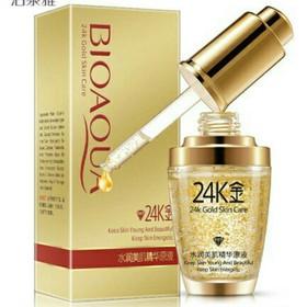 Serum vàng 24k dưỡng ẩm trắng da BioAqua - CS77