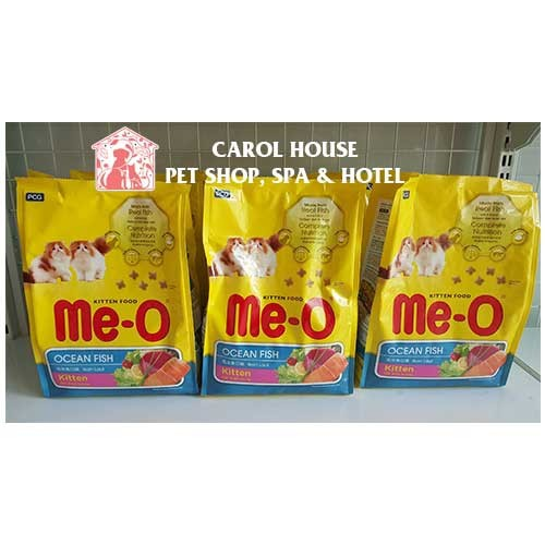 Thức ăn Hạt cho Mèo con nhập khẩu Thái Lan Me-o