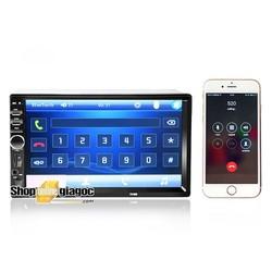 Đầu Phát Nhạc Mp5 Cảm Ứng 7in HD Bluetooth 7018B