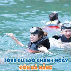 Tour 1N Cù Lao Chàm - đón tận nơi tại Đà Nẵng
