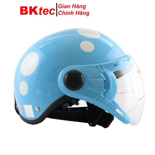Mũ bảo hiểm nửa đầu có kính chính hãng bktec nón bảo hiểm cao cấp - 12097036 , 19740996 , 15_19740996 , 219000 , Mu-bao-hiem-nua-dau-co-kinh-chinh-hang-bktec-non-bao-hiem-cao-cap-15_19740996 , sendo.vn , Mũ bảo hiểm nửa đầu có kính chính hãng bktec nón bảo hiểm cao cấp
