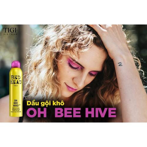 Dầu gội khô tigi bed head oh bee hive 142g - 12094589 , 19737672 , 15_19737672 , 334100 , Dau-goi-kho-tigi-bed-head-oh-bee-hive-142g-15_19737672 , sendo.vn , Dầu gội khô tigi bed head oh bee hive 142g