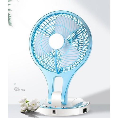 Quạt tích điện 5580 mini fan 2 in 1 gấp gọn - 12106324 , 19755137 , 15_19755137 , 186000 , Quat-tich-dien-5580-mini-fan-2-in-1-gap-gon-15_19755137 , sendo.vn , Quạt tích điện 5580 mini fan 2 in 1 gấp gọn