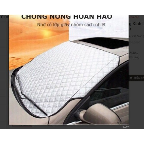 Tấm che nắng kính lái chất  liệu tấm vải bạt cao cấp dành cho các loại xe - 11837027 , 19769080 , 15_19769080 , 110000 , Tam-che-nang-kinh-lai-chat-lieu-tam-vai-bat-cao-cap-danh-cho-cac-loai-xe-15_19769080 , sendo.vn , Tấm che nắng kính lái chất  liệu tấm vải bạt cao cấp dành cho các loại xe