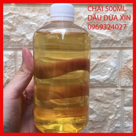 TINH DẦU DỪA - 500ml dầu dừa