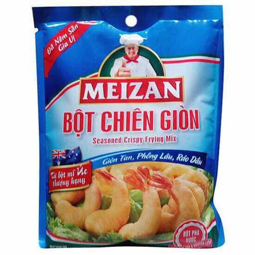 Combo 2 gói bột chiên giòn meizan nêm sẵn gia vị 150g - 12116524 , 19770087 , 15_19770087 , 15000 , Combo-2-goi-bot-chien-gion-meizan-nem-san-gia-vi-150g-15_19770087 , sendo.vn , Combo 2 gói bột chiên giòn meizan nêm sẵn gia vị 150g