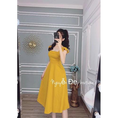 Đầm xòe xinh tsi