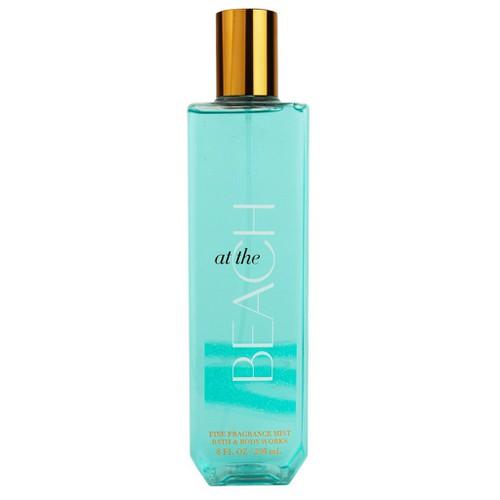 [Auth] xịt thơm toàn thân at the beach body mist - bath and body works 236ml