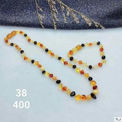 Set vòng cổ và vòng tay hổ phách cho bé - 12120992 , 19776844 , 15_19776844 , 449000 , Set-vong-co-va-vong-tay-ho-phach-cho-be-15_19776844 , sendo.vn , Set vòng cổ và vòng tay hổ phách cho bé