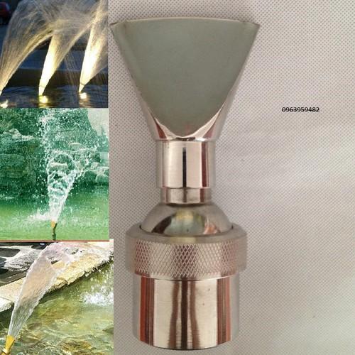 Đầu phun nước hình mỏ vịt có chỉnh góc inox phi 27mm - 12120271 , 19775887 , 15_19775887 , 400000 , Dau-phun-nuoc-hinh-mo-vit-co-chinh-goc-inox-phi-27mm-15_19775887 , sendo.vn , Đầu phun nước hình mỏ vịt có chỉnh góc inox phi 27mm