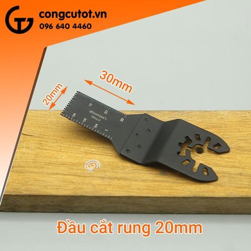 Lưỡi cắt rung 20mm