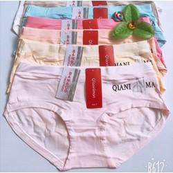 Combo 10 Quần Lót Cotton Big Size Cạp Cao