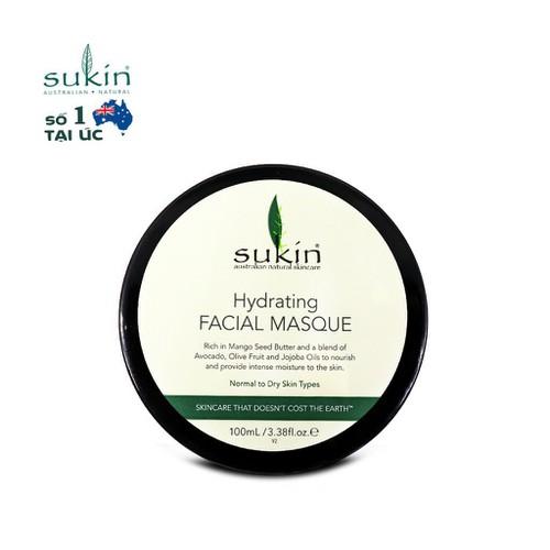 [Auth - có quà]mặt nạ cấp ẩm sukin hydrating facial masque 100ml - 12110833 , 19761740 , 15_19761740 , 455000 , Auth-co-quamat-na-cap-am-sukin-hydrating-facial-masque-100ml-15_19761740 , sendo.vn , [Auth - có quà]mặt nạ cấp ẩm sukin hydrating facial masque 100ml