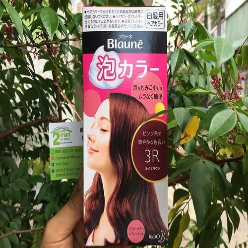 Thuốc nhuộm tóc tạo bọt kao blaune 3r japan - 12114216 , 19766092 , 15_19766092 , 300000 , Thuoc-nhuom-toc-tao-bot-kao-blaune-3r-japan-15_19766092 , sendo.vn , Thuốc nhuộm tóc tạo bọt kao blaune 3r japan