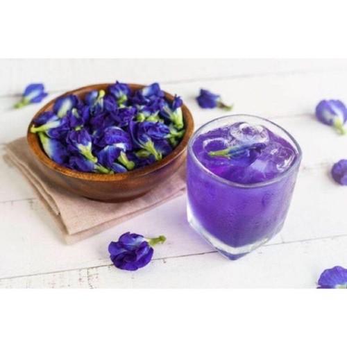 Hoa đậu biếc sấy khô túi 30