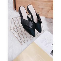 Giày sục nơ nữ hàn quốc - H1