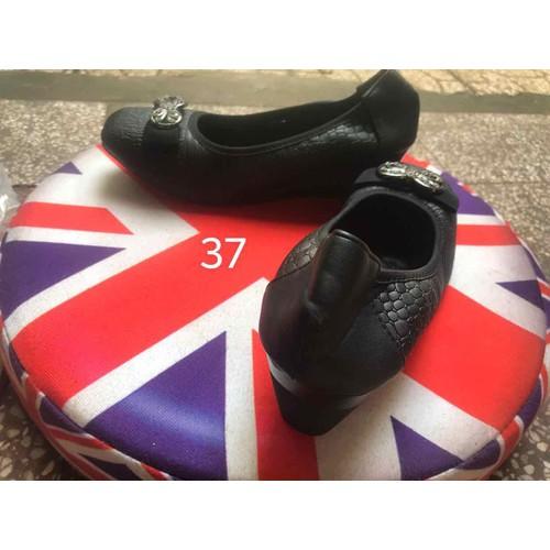 Thanh lý giày cao gót lẻ mẫu hàng nhập khẩu da mềm size 37
