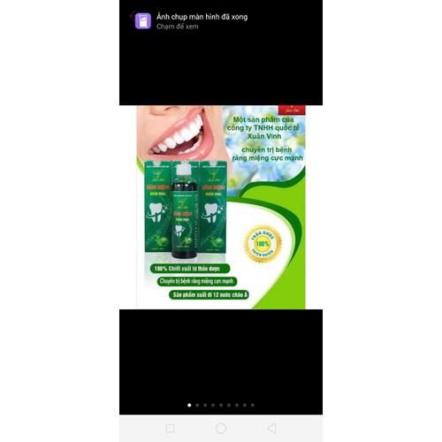 Đặc trị sâu răng và các bệnh răng miệng xuân vinh