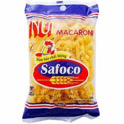 Nui xoắn Safoco 300g