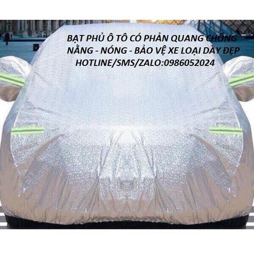 Bạt phủ ô tô có phản quang chống nằng - nóng - bảo vệ xe loại dày đẹp - 12115256 , 19768021 , 15_19768021 , 649000 , Bat-phu-o-to-co-phan-quang-chong-nang-nong-bao-ve-xe-loai-day-dep-15_19768021 , sendo.vn , Bạt phủ ô tô có phản quang chống nằng - nóng - bảo vệ xe loại dày đẹp