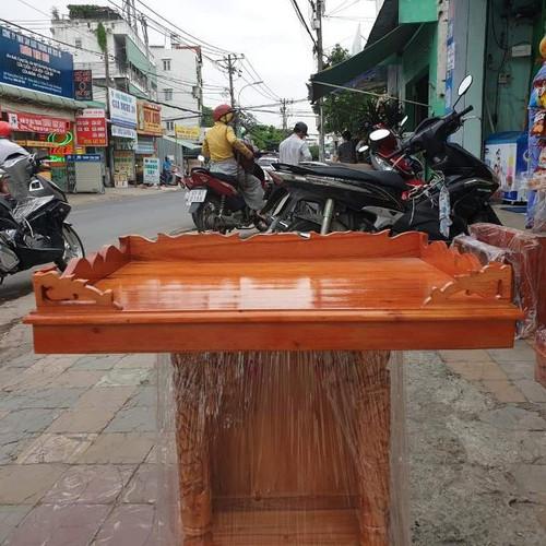Bàn thờ treo tường gỗ xoan ngang 68 cm gồm 1bộ ke đế - 12104364 , 19751573 , 15_19751573 , 360000 , Ban-tho-treo-tuong-go-xoan-ngang-68-cm-gom-1bo-ke-de-15_19751573 , sendo.vn , Bàn thờ treo tường gỗ xoan ngang 68 cm gồm 1bộ ke đế