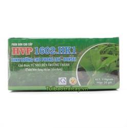 Dinh dưỡng cho lan thời kì phát triển HVP 1602.HK1 túi lọc – Hộp 20 túi