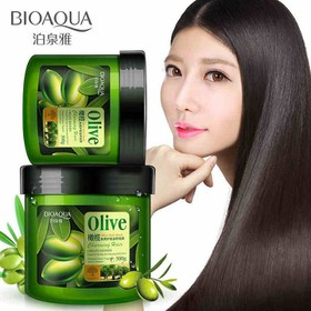 Hộp 500gr kem xả Olive Bioaqua - CS45