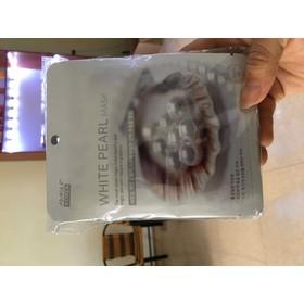 LẺ 1 MIẾNG Mặt nạ dưỡng da ngọc trai White Pearl Mask Amisilk Korea - 931