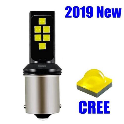 Cặp 2 đèn led lùi, xi nhan   s25 1156 3030 12smd siêu sáng 12-24v
