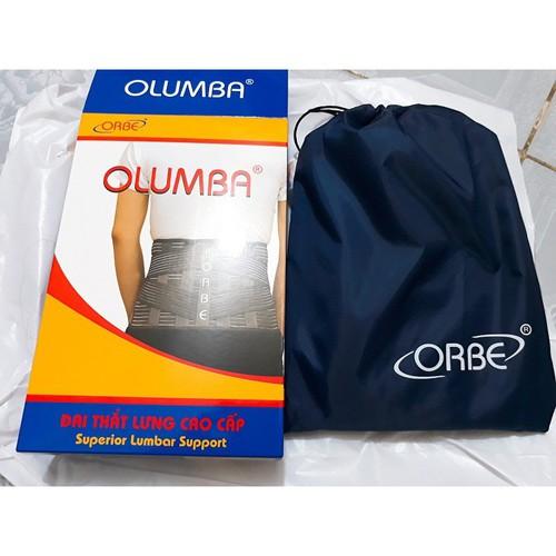 Đai cột sống thắt lưng cao cấp olumba - 12121392 , 19777390 , 15_19777390 , 350000 , Dai-cot-song-that-lung-cao-cap-olumba-15_19777390 , sendo.vn , Đai cột sống thắt lưng cao cấp olumba