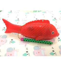Đồ chơi cá chép có tay cầm