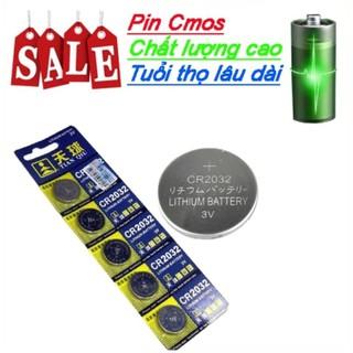 Pin Cmos Cr2032, 1 Vỉ 5 Viên - Pin CMOS-CR2032 thumbnail