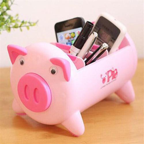 Hộp để điện thoại, điều khiển, bút đa năng hình lợn- gia dụng giá rẻ amina - 12673055 , 20538193 , 15_20538193 , 129000 , Hop-de-dien-thoai-dieu-khien-but-da-nang-hinh-lon-gia-dung-gia-re-amina-15_20538193 , sendo.vn , Hộp để điện thoại, điều khiển, bút đa năng hình lợn- gia dụng giá rẻ amina