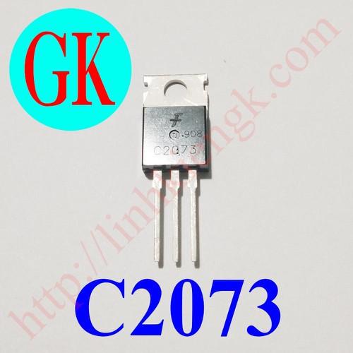 [5 con] c2073 - [h-01] transistor bán dẫn - 12593488 , 20429243 , 15_20429243 , 20000 , 5-con-c2073-h-01-transistor-ban-dan-15_20429243 , sendo.vn , [5 con] c2073 - [h-01] transistor bán dẫn