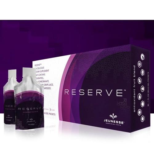 Reserve Jeunesse – sức khỏe cải thiện, vẻ đẹp toàn diện hoàn hảo trong 1 sản phẩm