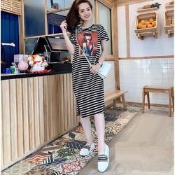 Đầm Suông Dài Thời Trang Hot Trend - Hàng Cao Cấp