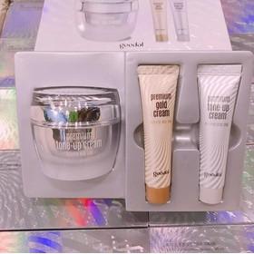 Set Kem ốc sên Goodal Premium Tone-up Cream Gift Set Hàn Quốc 50ml - n649