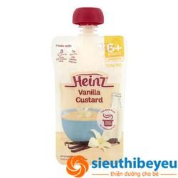 Váng sữa Heinz vị vani 6m+