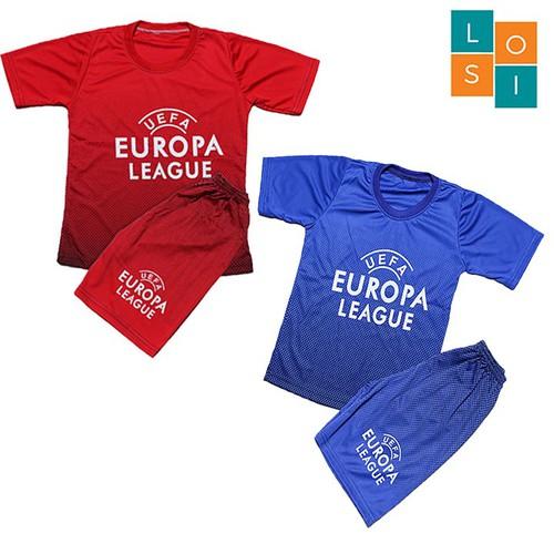 Freeship combo 2 bộ quần áo đá bóng trẻ em vải thun lạnh thoáng mát, chuẩn size cho bé từ 2 - 4 tuổi - set 2 bộ đồ thể thao cho bé năng động ngày hè - màu đỏ & xanh biếc - losi - lseudoxb - 12586365 , 20419368 , 15_20419368 , 165000 , Freeship-combo-2-bo-quan-ao-da-bong-tre-em-vai-thun-lanh-thoang-mat-chuan-size-cho-be-tu-2-4-tuoi-set-2-bo-do-the-thao-cho-be-nang-dong-ngay-he-mau-do-xanh-biec-losi-lseudoxb-15_20419368 , sendo.vn , Frees