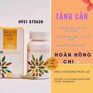 TĂNG CÂN HOÀN HỒNG CHI - HHC thumbnail