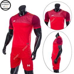 Bộ quần áo thể thao nam cao cấp - Quần áo đá bóng nam thời trang Everest RW441 - Nhiều màu