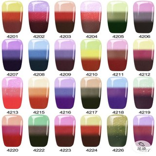 sơn móng gel thay đổi màu theo nhiệt độ-Sơn móng gel - Gel1 thumbnail